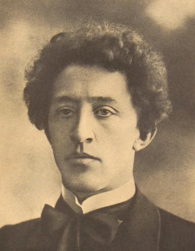 Blok, Alexander Alexandrovič