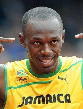 Bolt, Usain