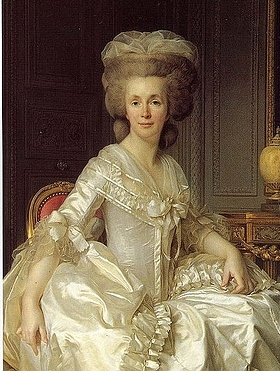 Deffand, Madame du