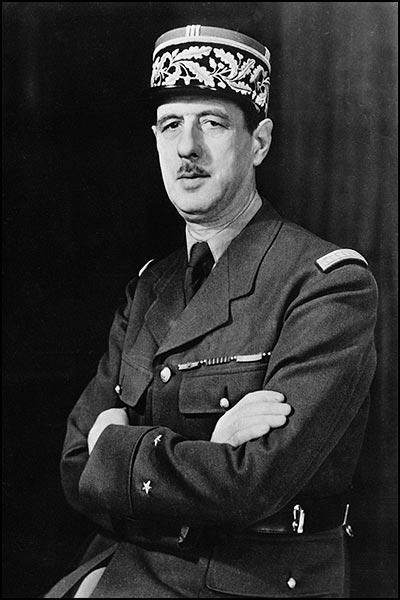 Gaulle, Charles A. J. M. de