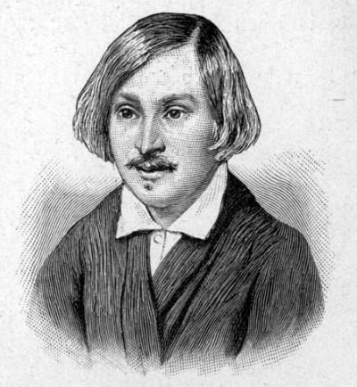 Gogoľ, Nikolaj Vasilievič
