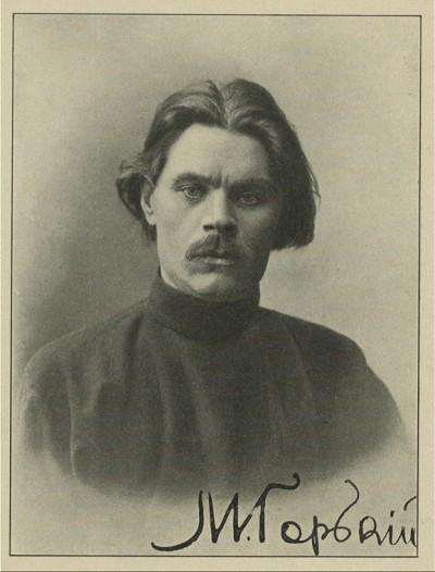 Gorkij, Maxim