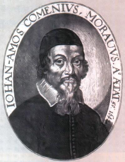 Komenský, Jan Amos