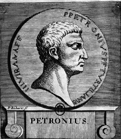 Petronius, Titus