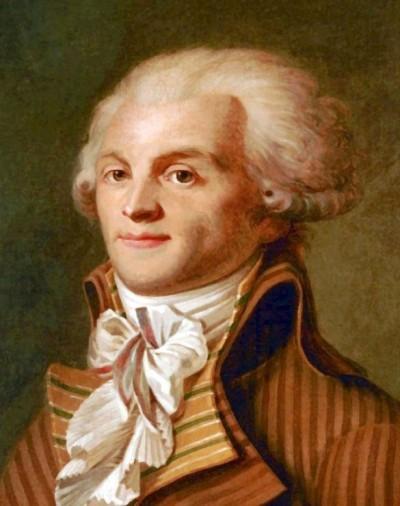 Robespierre, Maximilien de