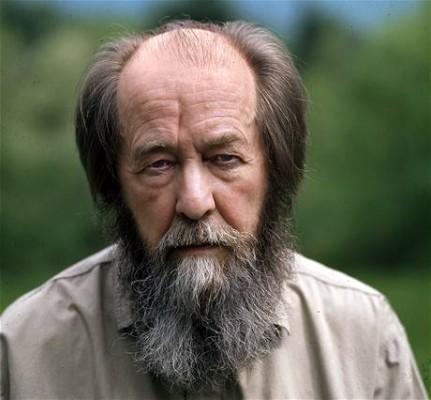 Solženicyn, Alexandr Isajevič