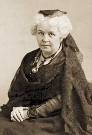 Stantonová, Elizabeth Cady