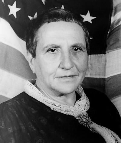 Steinová, Gertrude