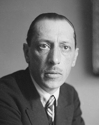 Stravinskij, Igor Fiodorovič