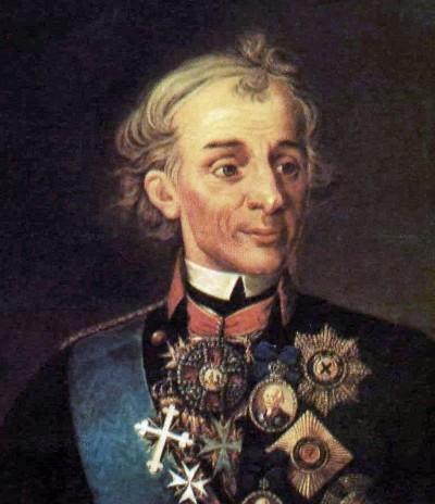 Suvorov, Alexander Vasilievič