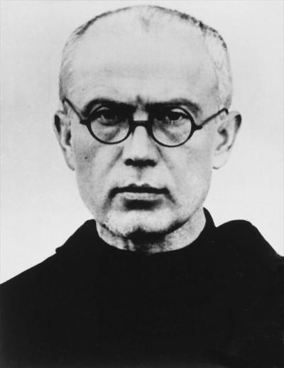 Sv. Maximilián Kolbe