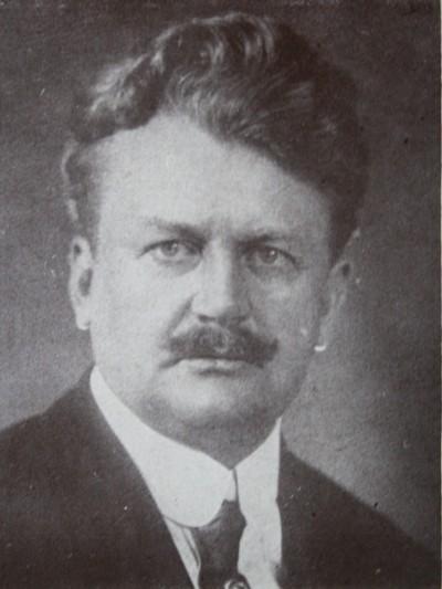 Svojsík, Antonín Benjamin